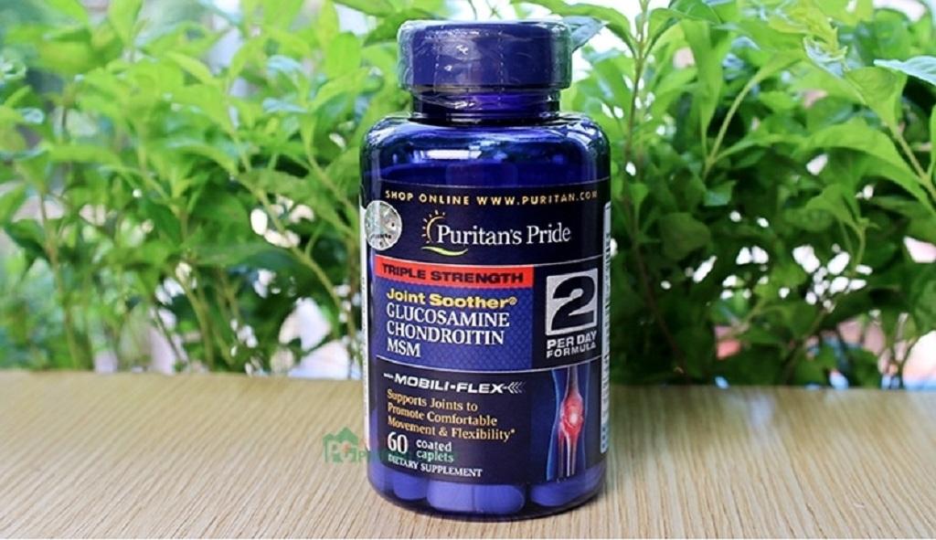 Glucosamine Chondroitin